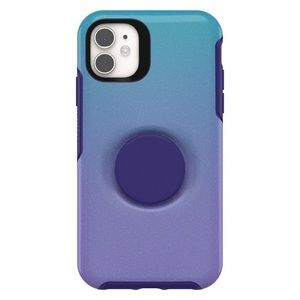 NWT iPhone 11  otter + pop case making waves